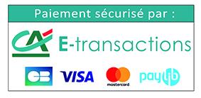 Paiement sécurisé Etransactions Crédit Agricole